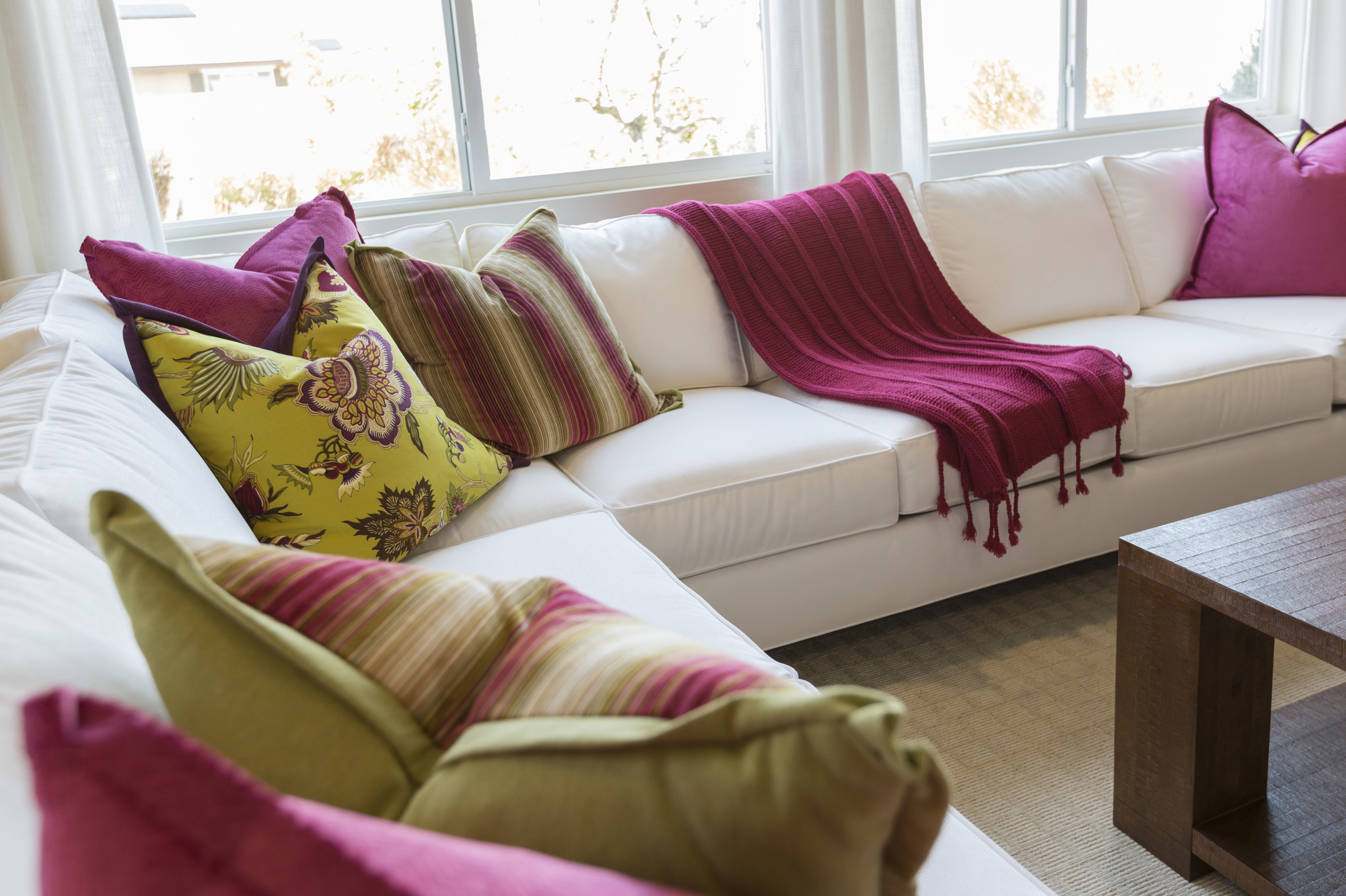 With more time spent at home, sofa trends have shifted to reflect this change in use. We look at the trends shaping our lounge spaces.