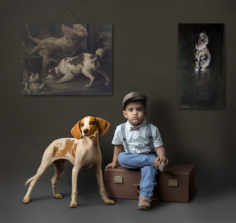 Are you looking for one of the coolest ways to make custom portraits? Then check out these great ideas for your next family photo.