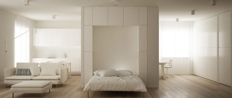 A full Murphy bed can give you a comfortable bed without taking up much space, but there are more advantages than just this. Here's what you need to know!